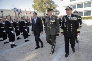 Ν. Παναγιωτόπουλος: Ο,τι απειλείται δεν αποστρατιωτικοποείται