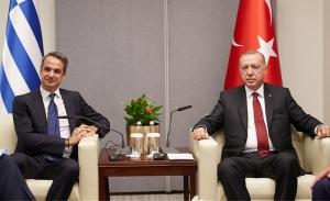 Ερντογάν κατά Μητσοτάκη λίγο πριν τις διαπραγματεύσεις για Λιβύη