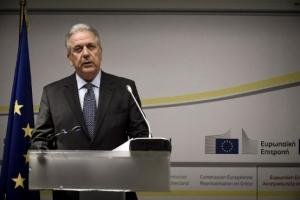 Αβραμόπουλος για Πρέσπες: Άλλο γεωγραφικός και άλλο ιστορικός προσδιορισμός