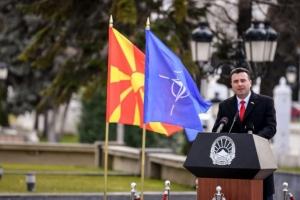 Ζάεφ: Η Αθήνα θα μας πει εάν η «μακεδονική γλώσσα» ομιλείται στην Ελλάδα!