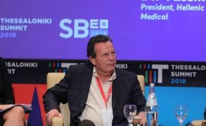 «Δεν με ανησυχούν οι εκτιμήσεις του ΔΝΤ, δεν είναι δεσμευτικές» λέει ο Γ.Κύρτσος στο Thessaloniki Summit