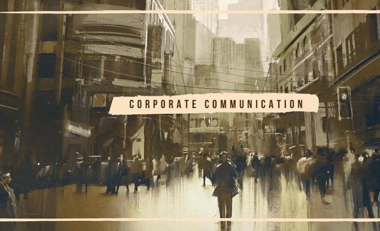 H εταιρική επικοινωνία την εποχή του κορωνοϊού
