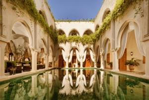 Μαρακές, μια πόλη που μοιάζει σαν παραμύθι