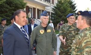 Με αντίδραση αν η Τουρκία παραβιάσει τις ελληνικές «κόκκινες γραμμές» προειδοποιεί ο Υπ.Άμυνας