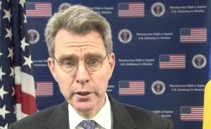 Ο πρέσβης των ΗΠΑ καλεί την Τουρκία να σταματήσει τις προβοκατόρικες ενέργειες και να πάει σε διάλογο