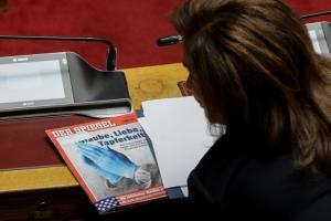 Μπακογιάννη: Η Ε.Ε. χρειάζεται μια συνολική συμφωνία με την Τουρκία