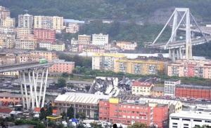 Στους 38 μείωσαν τους νεκρούς από την κατάρρευση της γέφυρας- 16 οι τραυματίες, οι 9 σοβαρά