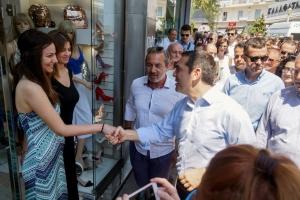 Τσίπρας από τη Ρόδο: Έλαβα το μήνυμα των ευρωεκλογών και εξετάζω τα λάθη