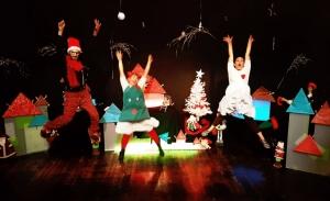 Χριστουγεννιάτικες δράσεις για παιδιά από την Ομάδα των Πέντε Εποχών