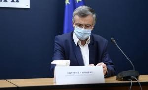 Ο καθ.Τσιόδρας στο επίκεντρο πολιτικής αντιπαράθεσης κυβέρνησης- ΣΥΡΙΖΑ