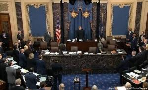 Νέα παραπομπή Τραμπ σε δίκη με τις ψήφους 10 ρεπουμπλικάνων