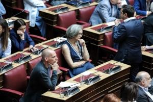 Εξελέγησαν οι οκτώ νέοι αντιπρόεδροι της Βουλής