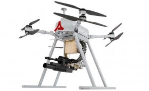 Η Τουρκία πρώτη χώρα που αποκτά drone με πολυβόλο