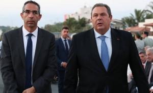 Αποδοκιμασίες και στην Κύπρο για τον Καμμένο