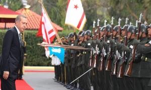 Ερντογάν: Δεν θα επιτρέψουμε οι τουρκοκύπριοι να είναι θύματα της μη λύσης