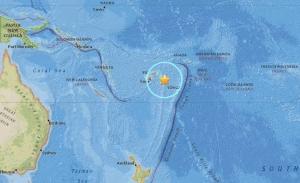 Υποθαλάσσιος σεισμός 8,2 ρίχτερ στο