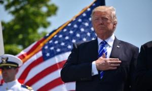 «Καλέστε εμένα για τις ταραχές» λέει ο Τραμπ σε κυβερνήτες