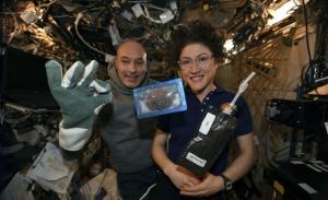 Διεθνής Διαστημικός Σταθμός: Τα μπισκότα ψήθηκαν αλλά κανείς δεν τα δοκίμασε