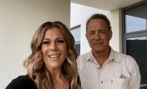 Τομ Χανκς και Ρίτα Γουίλσον: Πήραν εξιτήριο