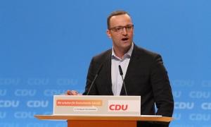 Ο Γερμανός υπουργός Υγείας συμμερίζεται την ανησυχία Τραμπ για τον ΠΟΥ