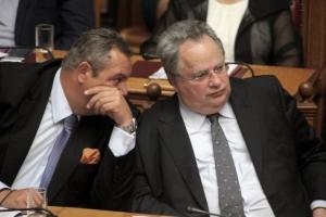 Νέα επίθεση Καμμένου στον Κοτζιά: Προδότης της Μακεδονίας και Πήλιος Γούσης