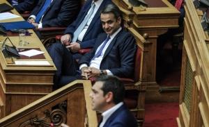 Μετά από 4 μήνες η πρώτη επίκαιρη ερώτηση Τσίπρα προς Μητσοτάκη στη βουλή