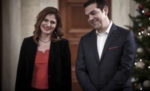 Στο Μετσόβειο θα διδάσκει πλέον η σύντροφος του πρωθυπουργού