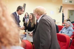 Μητσοτάκης: Εθνικό σχέδιο δράσης σε συνεννόηση με την ΕΣΑμεΑ