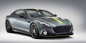 H Aston Martin Rapide, έγινε ακόμα πιο δυνατή