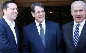Τσίπρας, Αναστασιαδης και Πομπέο στηρίζουν αυτοπροσώπως την επανεκλογή Νετανιάχου
