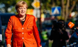 Η Μέρκελ αποκλείει νέα υποψηφιότητα για καγκελάριος