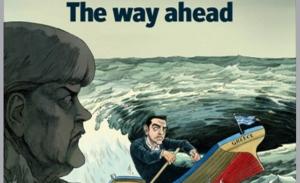Οι πληγές παραμένουν παντού, προειδοποιεί ο Economist