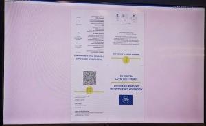 Ευρύτατη συμφωνία στο πράσινο πιστοποιητικό