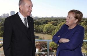 Ερντογάν: Είπα στη Μέρκελ ότι δεν εμπιστεύομαι τους Έλληνες - Ξεκινάμε γεωτρήσεις