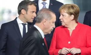 Παρίσι και Βερολίνο καλούν την Τουρκία να τερματίσει την επιχείρηση