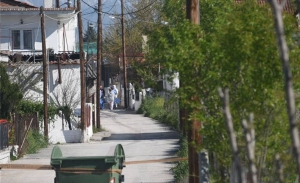 Ιδιαίτερη ανησυχία για τα κρούσματα στον οικισμό των Ρομά στη Λάρισα