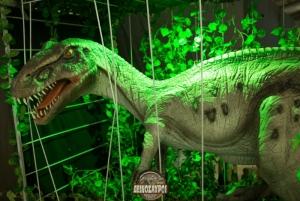 Οι γιγάντιοι «Δεινόσαυροι» στην Αθήνα