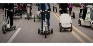 Στα Τρίκαλα θα κυκλοφορούν κοινόχρηστα ελαφρά ηλεκτρικά οχήματα