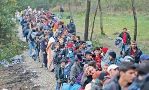 Η Τουρκία εκβιάζει τη στήριξη της δύσης με απειλή για άνοιγμα συνόρων στους πρόσφυγες
