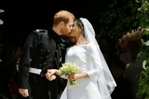 Παντρεύτηκαν: ο πρίγκιπας Χάρι και η Μέγκαν Μαρκλ (photos)