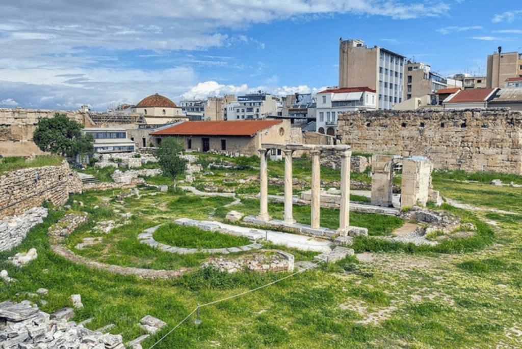 Περιήγηση στην Αρχαία Αγορά - Free Sunday