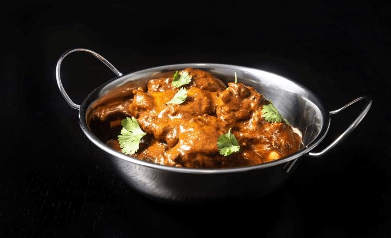 Ινδικό κοτόπουλο με βούτυρο ή αλλιώς Murgh Makhani