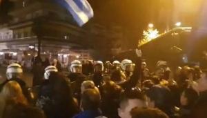 Αποδοκιμάστηκε ο Τζανακόπουλος στην Κατερίνη για τη Συμφωνία των Πρεσπών (vids)