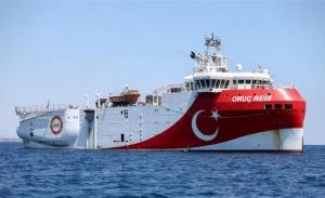 Με αντι-navtex απαντά η Ελλάδα στην τουρκική navtex για παράταση των ερευνών του Oruc Reis
