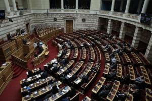 Βουλή: Υπερψηφίστηκε από 163 βουλευτές ο νέος εκλογικός νόμος