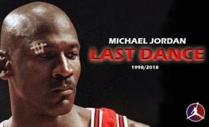Ντοκιμαντέρ η ζωή του Michael Jordan