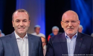 Πανευρωπαϊκό debate των υποψηφίων προέδρων της Επιτροπής