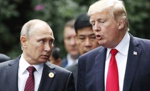Μετά τους βομβαρδισμούς στη Συρία, ο Πούτιν δέχεται την πρόσκληση Τραμπ να πάει στις ΗΠΑ