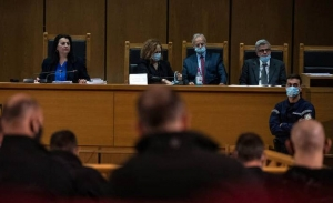 Ούτε σήμερα αναμένεται απόφαση για τις αναστολές στη δίκη της Χρυσής Αυγής