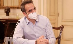 Η επιδημιολογική κατάσταση καθορίζει τις ανοιχτές δραστηριότητες, λέει ο Μητσοτάκης